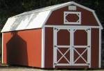 barn-like portable building